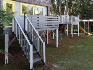 Accessories Stairs With Railing Both Sides